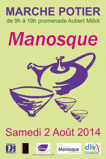 Marche potier manosque