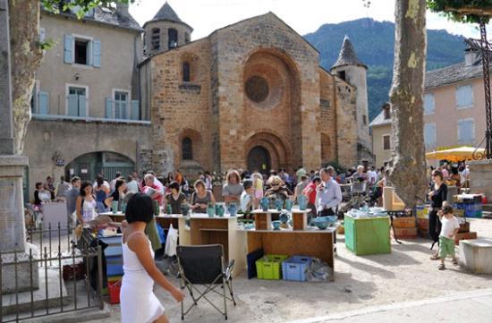 Photo ispagnac marche
